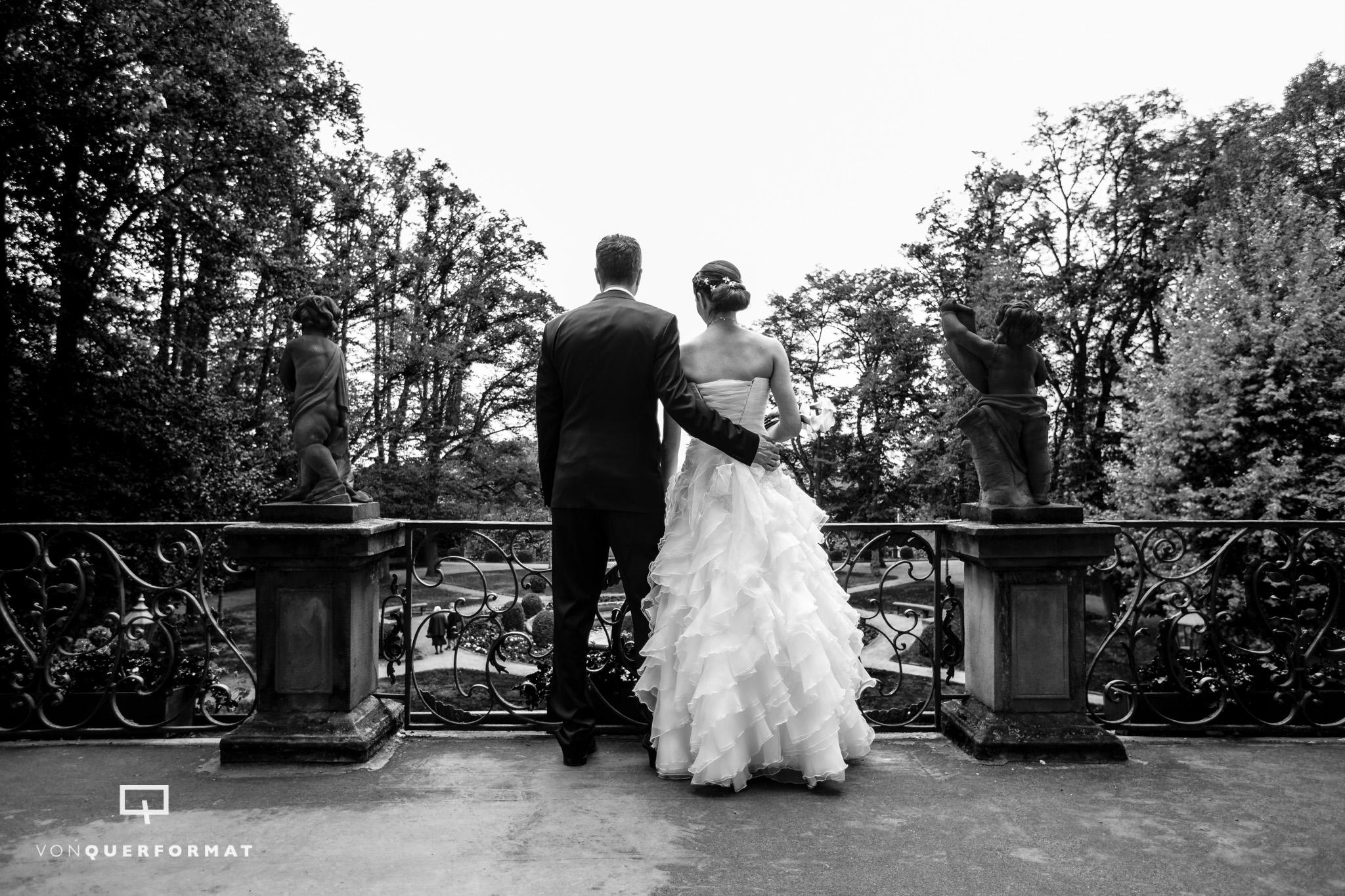 Hochzeit in Frankfurt Höchst im Bolongaropalast